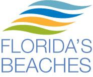Florida's Beaches logo